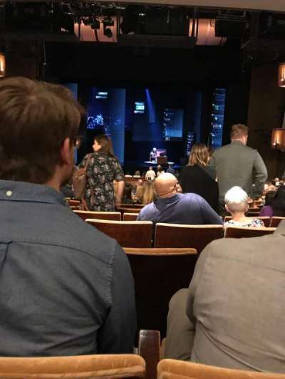 Ahmanson Theatre, section: Orchestra, row: V, seat: 27