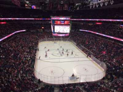 Capital One Arena, section: 425, row: A, seat: 1