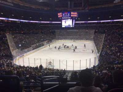 Scottrade Center, section: 121, row: FF, seat: 19