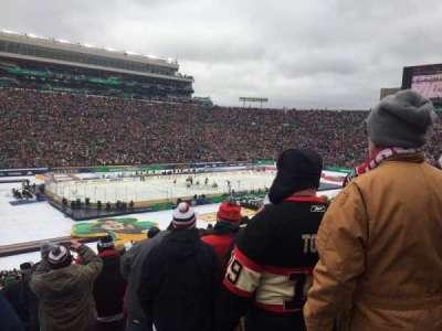 Notre Dame Stadium section 32