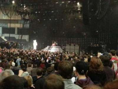 Blue Cross Arena, section: 122, row: E, seat: 10