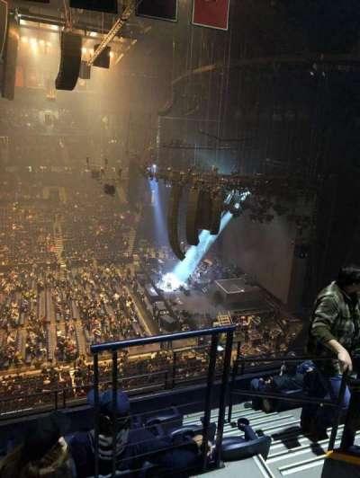 Bridgestone Arena section 310