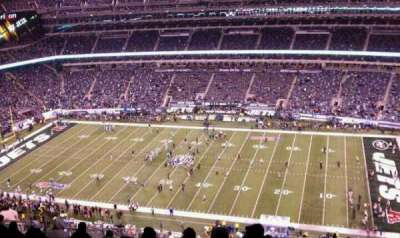 Metlife Stadium Section 311 Home Of New York Jets New
