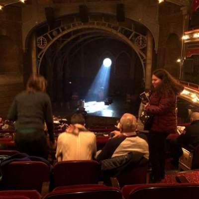 Lyric Theatre section Dress Circle C