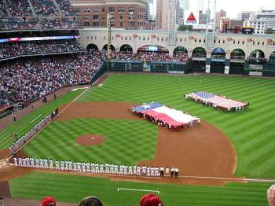 Minute Maid Park section 325