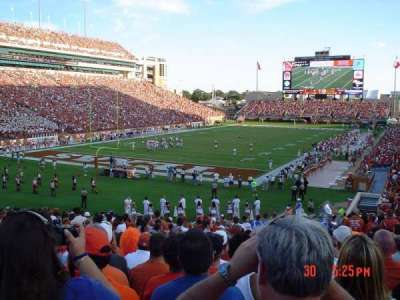 Texas Memorial Stadium section 14