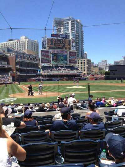 PETCO Park section 103