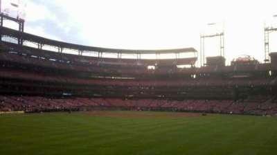 Busch Stadium, section: 503, row: 8, seat: 9