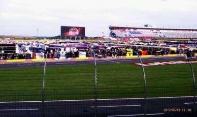 Charlotte Motor Speedway section Chrysler E