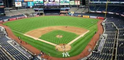 Yankee Stadium section 320C