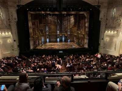 Orpheum Theatre (San Francisco) section Mezzanine LC