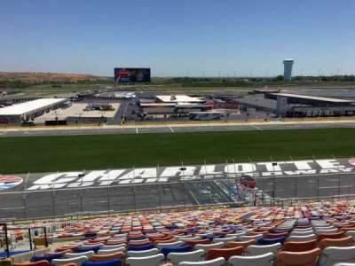 Charlotte Motor Speedway, section: General Motors F, row: 36