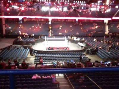 Allstate Arena, section: 203, row: B, seat: 3
