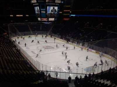 Nationwide Arena section 305 box