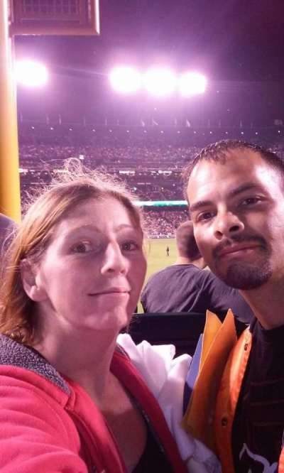 AT&T Park, section: 144, row: 14, seat: 10