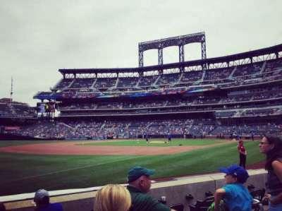 Citi Field, row: 1