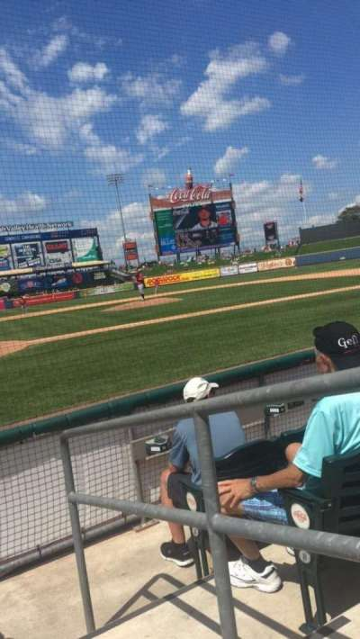 Coca-Cola Park, section: 109, row: D, seat: 9