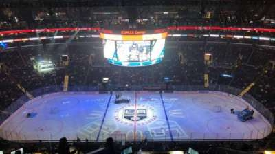 Staples Center, section: 318, row: 9, seat: 15