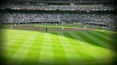 Target Field, section: 131, row: 13, seat: 14