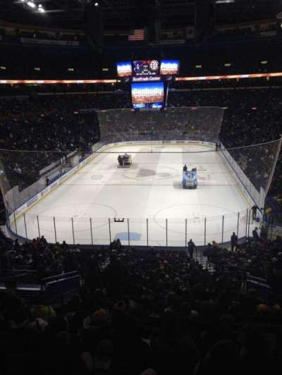Scottrade Center section Loge Box 9