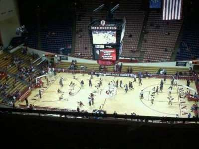 Assembly Hall (Bloomington), section: jj, row: 6, seat: 4