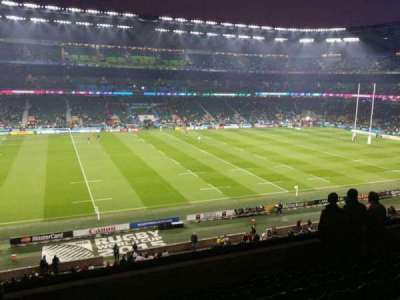 Twickenham Stadium section M35