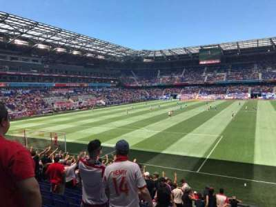 Red Bull Arena, section: 132, row: 15, seat: 21