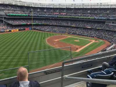Yankee Stadium, section: 331, row: 3, seat: 1
