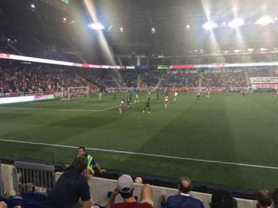 Red Bull Arena section 127