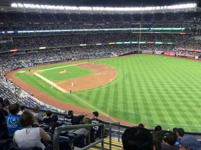 Yankee Stadium, section: 309, row: 7, seat: 23