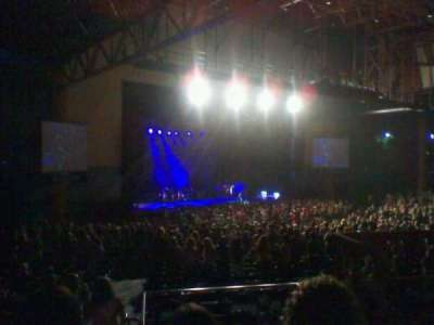 Riverbend Music Center, section: 206, row: c, seat: 4