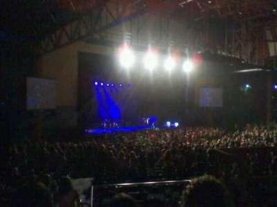 PNC Pavilion At Riverbend, section: 206, row: c, seat: 4