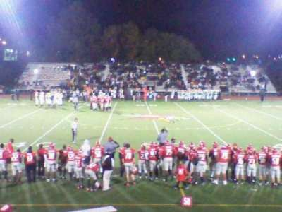 Mancuso Field At Viking Stadium, section: reserved, row: m, seat: 38