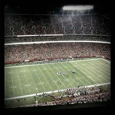 Seat view reviews from arrowhead stadium, home of Kansas ...
