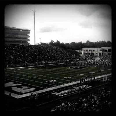 Bill Snyder Family Stadium, section: 19, row: 38, seat: 23