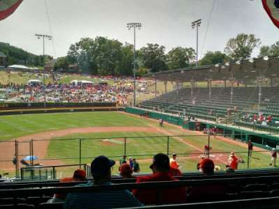 Howard J. Lamade Stadium, section: 3, row: L, seat: 321