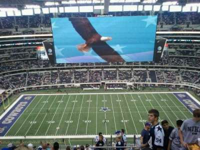 AT&T Stadium section 413