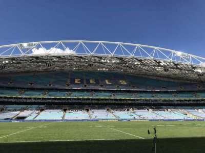 ANZ Stadium, section: Aisle 128, row: B, seat: 40