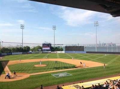 Richmond County Bank Ballpark, section: 10, row: V