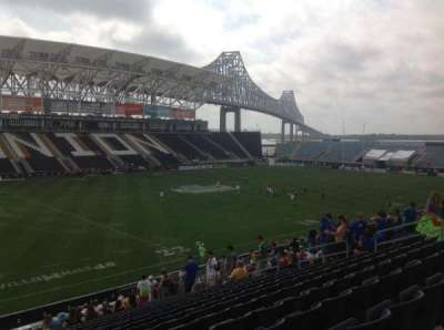 Talen Energy Stadium section General Admission