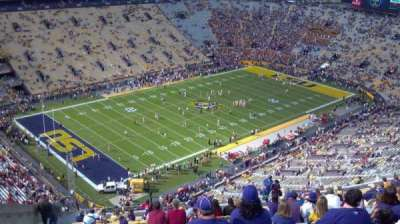 Tiger Stadium, section: 643, row: Y, seat: 22