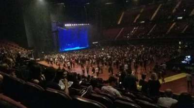 The Forum, section: 130, row: 11, seat: 11-12