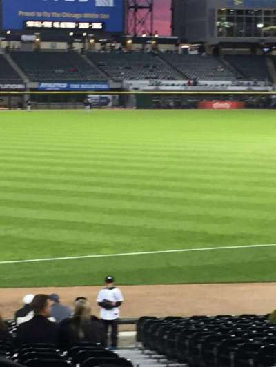 Guaranteed Rate Field section 148