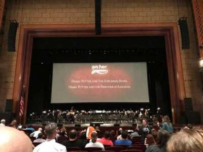 Walt Disney Theatre - Dr. Phillips Center, section: Orchestra, row: N, seat: 114