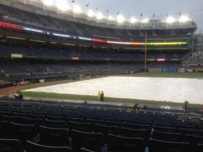 Yankee Stadium, section: 116, row: 25, seat: 4