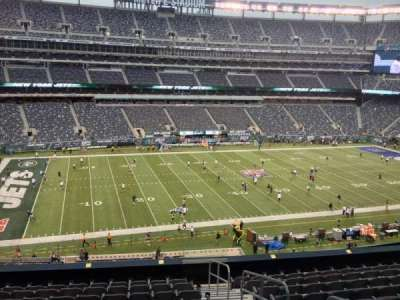 MetLife Stadium, section: 217, row: 11, seat: 1