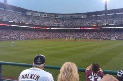PNC Park, section: 140, row: D, seat: 13