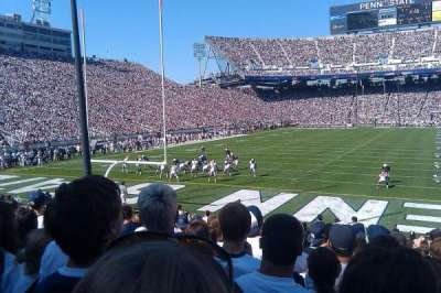 Beaver Stadium section SD