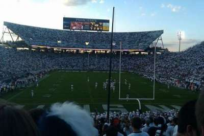 Beaver Stadium, section: SF, row: 34, seat: 4
