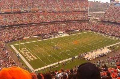FirstEnergy Stadium, section: 528, row: 22, seat: 3